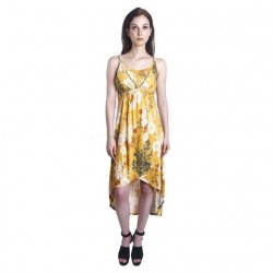Fabulous Mom Bohemian Nursing Sundress (Sunshine)