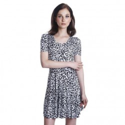 'Fabulous Mom Jemima Nursing Dress'