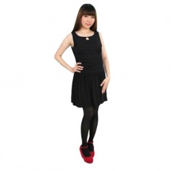 Fabulous Mom Little Black Nursing Dress