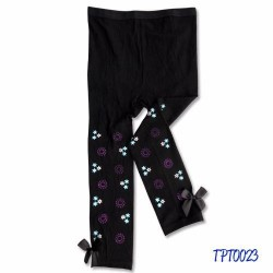 Bumble Bee Glittering Fun & Bows Pants Tights (TPT0023)