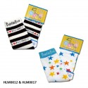 Bumble Bee Hand & Leg Warmers (2 packs) (HLM0012 & HLM0017)