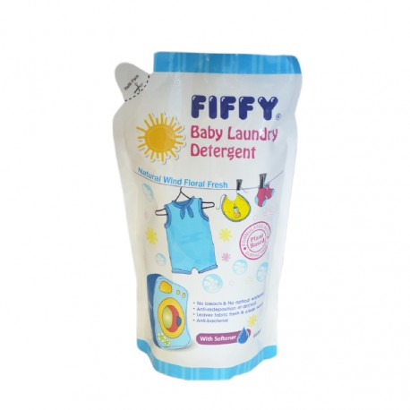 FIFFY Baby Laundry Detergent - Refill Pack - 2536
