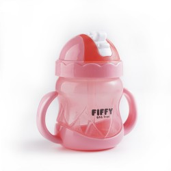 FIFFY Drinking Cup with Handle (240ml) - 98-467