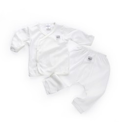 'FIFFY Long Sleeve Vest Suit(Newborn) - 19468250'