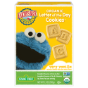 Earth's Best Organic Letter of the Day Cookies Very Vanilla