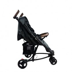 Hugo Baby Trine 3 Wheel Baby Stroller (GREY)