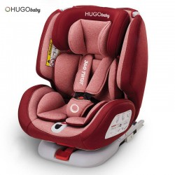 Hugo Baby 360 Twist Baby Car Seat (Red)