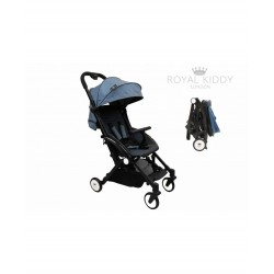 Royal Kiddy London The Air Transporter Stroller (Denim blue)