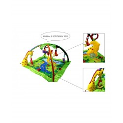 Royal Baby World Good Friend Baby Forest Play Gym