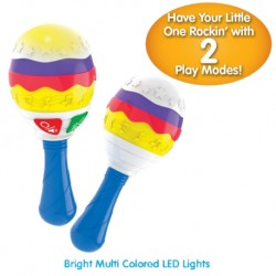 TLJI Little Music Maracas