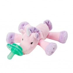 Nookums Paci-Plushies Shakies - Unity Uncorn