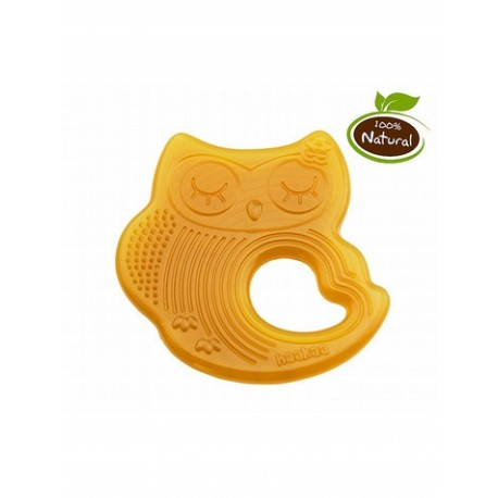 Haakaa Natural Rubber Teether ( Sleeping Shape )