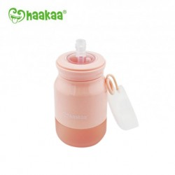Haakaa Silicone Sippy Bottle 350ml