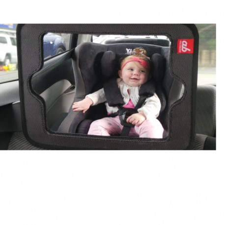 Akarana Baby 2 in 1 Baby Car Mirror and Tablet Holder