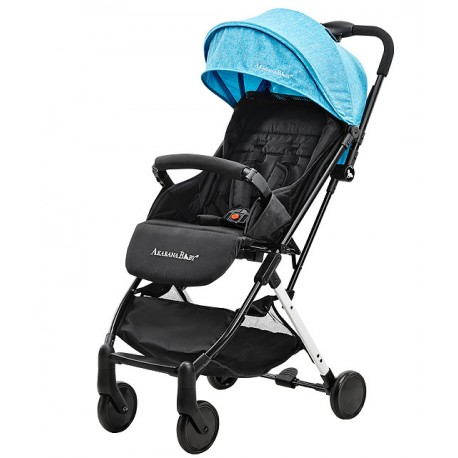 Akarana Baby Kea Stroller K3381 (Light Blue)