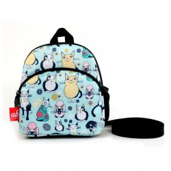 Akarana Baby Meow Meow  Toddler Harness Backpack