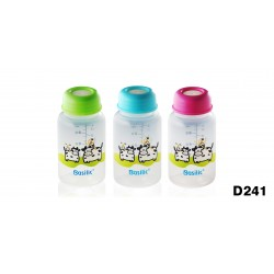 Basilic PP Breastmilk Storage Bottle (3pcs)