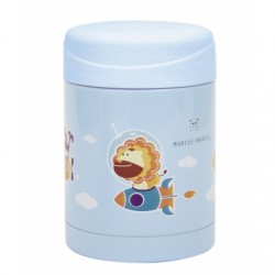 Marcus & Marcus Thermal Food Jar 350ml (Blue)