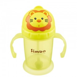 Simba Flip-It Straw Training Cup