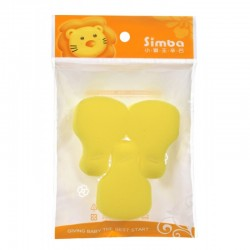 SIMBA Sponge Replacement - Nipple Brush (3 Pcs Pack)