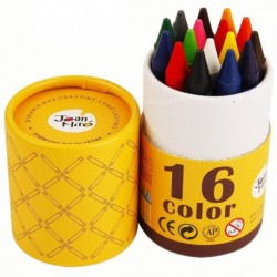 Joan Miro Washable Crayon - 16ct