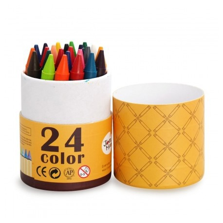 Joan Miro Washable Crayon - 24ct