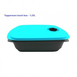 Tupperware Reheatable Lunch Box - 1.25L