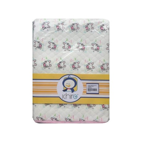 Waterproof Changing Mat L - BLUE WHALE