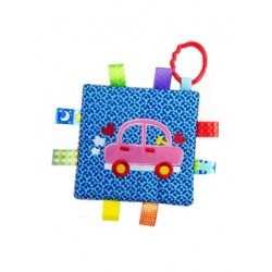Ichiro Touch and Feel Toy (Blue Toy Pk Car)