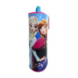 Disney Frozen olaf And Sister Round Pencil Bag