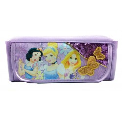Disney Princess Butterfly Ribbon Pencil Bag-B