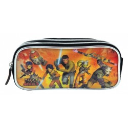 Disney Star Wars Rebel Square Pencil Bag