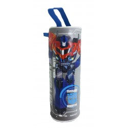 Transformers Autobot Roll Out Round Pencil Bag