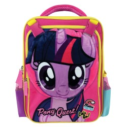 My Little Pony Movie Twilight Sparkle Pre School Bag With Cushion