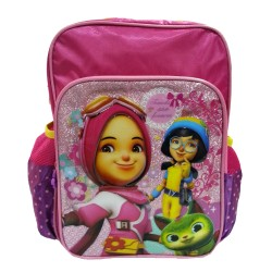 Boboiboy Yaya & Ying Friends 12 Inch Kids Backpack