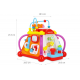 Iguana Online Baby Activity Musical Educational Toy Centre Musical Cube Play and Learning Toy With lights and Sounds