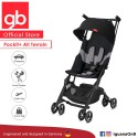 [Official Store] 2019 gb Pockit Plus ALL TERRAIN - World Lightweight Cabin Size Stroller with Reclining Seat
