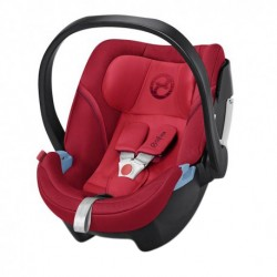 CYBEX ATON 5 Infant Car Seat (REBEL RED) - Cybex Malaysia Official Store\''