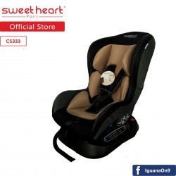 Sweet Heart Paris CS333 Car Seat (Black and Gold)\''