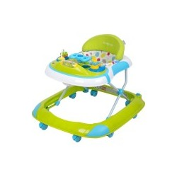 'Sweet Heart Paris BW Little Driver Baby Walker (Green)'