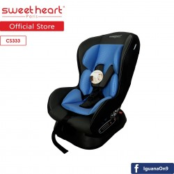 Sweet Heart Paris CS333 Car Seat (Black and Blue)