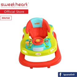 'Sweet Heart Paris BW6968 Baby Walker (Green)'