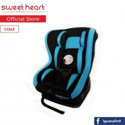 'Sweet Heart Paris CS363 Car Seat (Blue)'