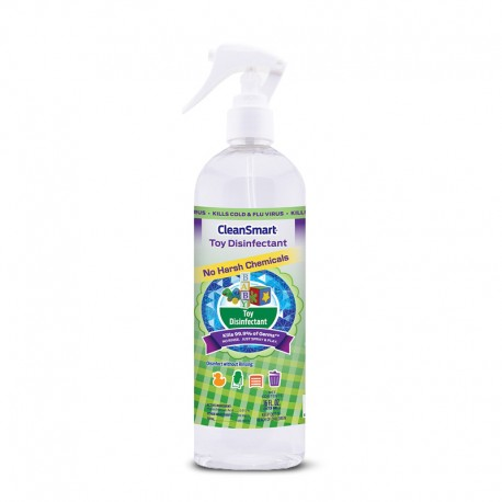 Cleansmart Baby Toy Disinfectant (16oz)