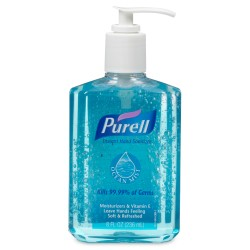 PURELL Advanced Instant Hand Sanitizer - Ocean Mist (8 fl oz)