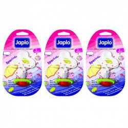 Japlo Specialist Women Olive Pacifier - 1 pcs x 3 Blister Cards (3 Blister Cards in 1)