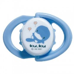 Kuku Duckbill Rounded  Pacifier 0-6 Month (Newborn) KU5503