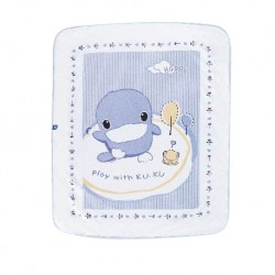 Kuku Duckbill Waterproof Diaper Changing Sheet KU2195