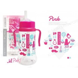 Mother-k Stawcup (300ml - Pink)