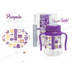 Mother-k Stawcup (300ml - Purple)